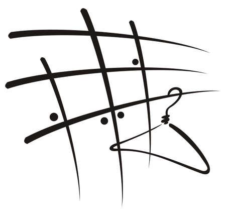 Home utensils Illustration