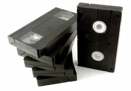 superseded: Vhs Stock Photo