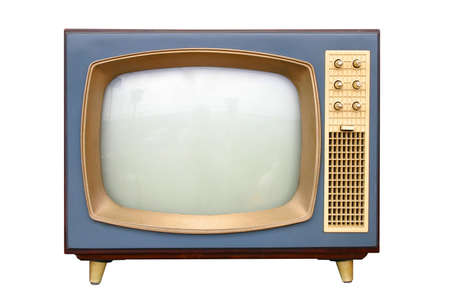 television antigua: aparatos de televisi�n a partir de 1950