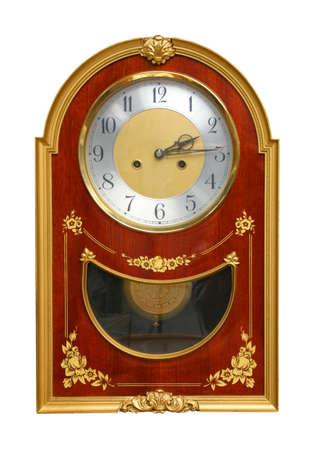 timekeeping: From 1800 ornate desktop clock.