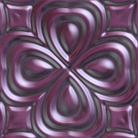 Seamless tileable decorative background pattern. Stock Photo - 6669810