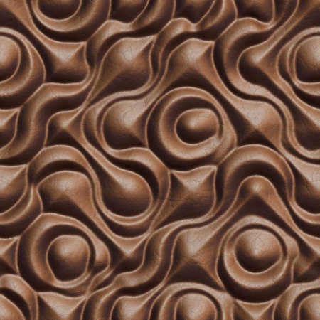 seamless tileable decorative background pattern