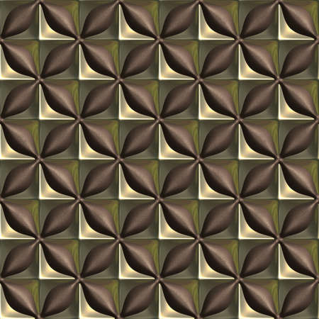 gold, leather seamless tileable decorative background pattern