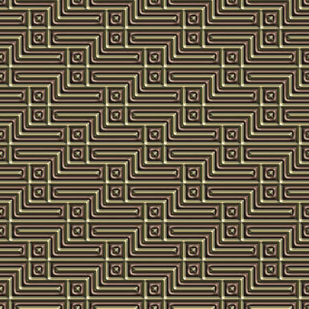 tileable: Gold seamless tileable decorative background pattern. Stock Photo