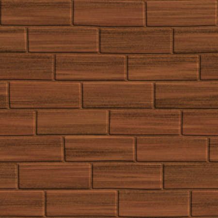 Wood floor seamless tileable decorative background pattern.