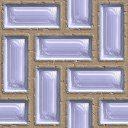 sandstone and liquid seamless tileable decorative background pattern Stock Photo