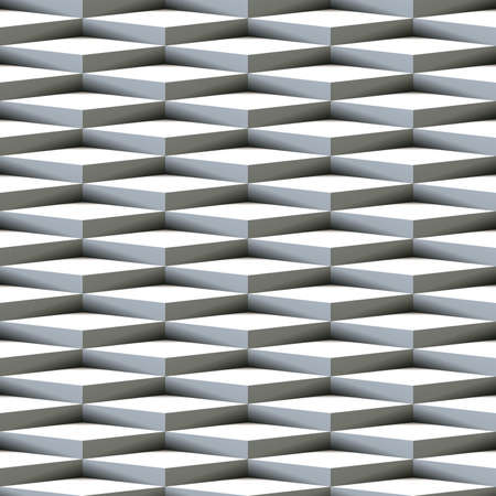 3d seamless tile decorative background pattern.