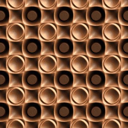 Seamless tileable leather decorative background pattern.