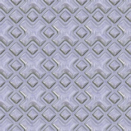 3D effect seamless background, glazier wallpaper decoration pattern.
