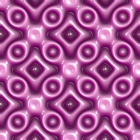3D effect seamless pink background, wallpaper decoration pattern.
