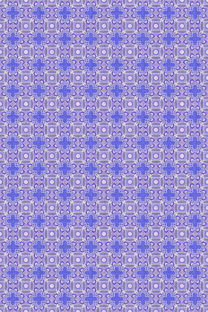 Seamless lace textured decoration background pattern. Stock Photo