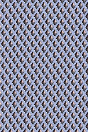 3D effect seamless background, wallpaper decoration pattern.