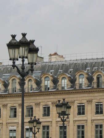 Place Vendome, Paris, France. Stock Photo - 228585
