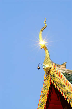 Image of Temple Roof Stock Photo - 10265435