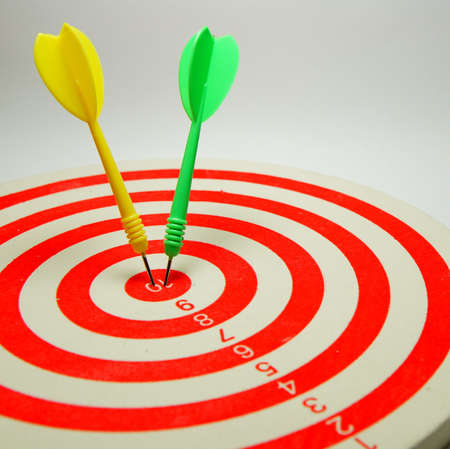 Darts Game Dashboard Stock Photo - 11676706
