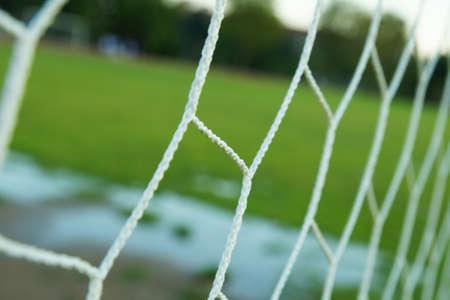 goalline:  football background. Seamless pattern.          Editorial