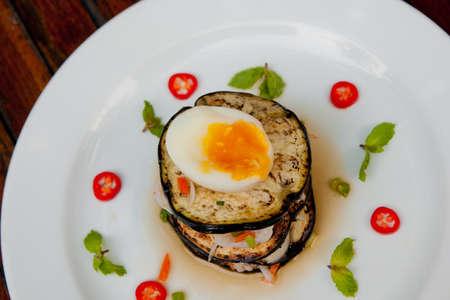 fusion food photo