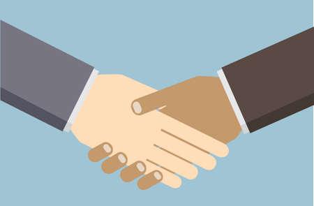 Handshake, vector