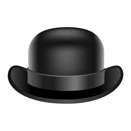 Bowler hat Stock Vector - 24875311