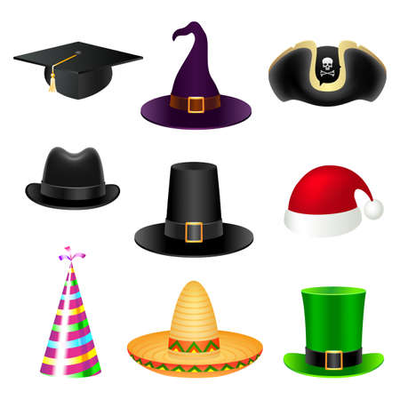 unifrom:  Party hat set