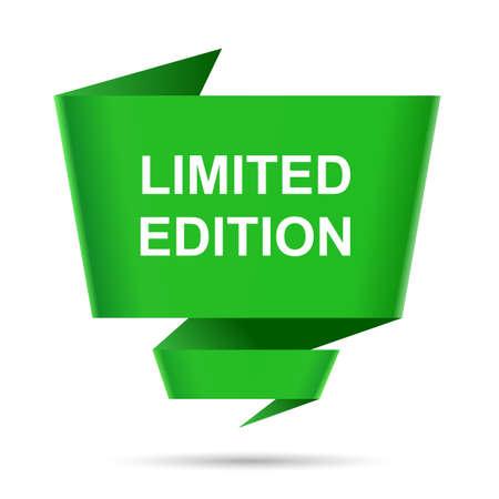 limited edition: speech bubble limited edition design element sign symbol set