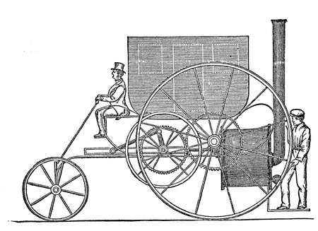 Trevithick locomotive1803. Richard Trevithick ( 1771 �1833) was a British inventor and mining engineer from Cornwall