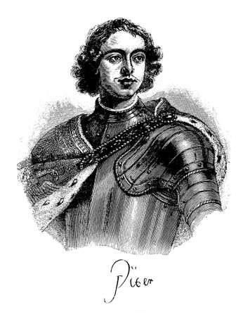Peter the Great ruled the Tsardom of Russia and later the Russian Empire, reformed the social and political system of the state with ideas based on the Enlightenment