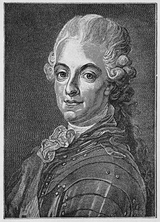 18th century style: Gustav III King of Sweden reformed the state with the Enlightenment ideas aiming at an economic liberalism. He was assassinated during a masquerde ball.