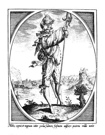 mercenary: Mercenary soldier at the end of XVII century