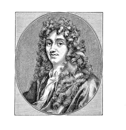 reloj de pendulo: Christiaan Huygens (14 de abril 1629 8 de julio de 1695) Holandés matemático, astrónomo, físico, probabilista y horologist.He inventó el reloj de péndulo