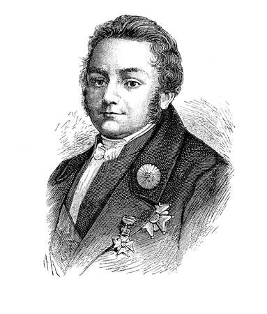 Jacob Berzelius (1779 - 1848) was a Swedish physician and chemist Considered the founder of modern chemistry, with the determination of atomicweight and stoichiometry