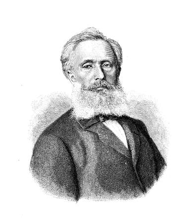 Friedrich Siemens, German inventor in the heat technology applied to glass manufacturing and crematorium, also known for the regenerative glass lamp with his name.