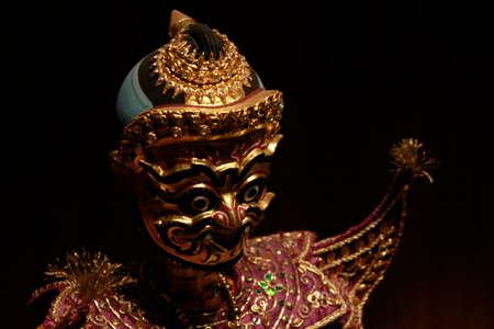 puppetry: De Tailandia T�teres gigante