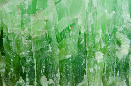 Natural of jade surface, background or texture. Imagens