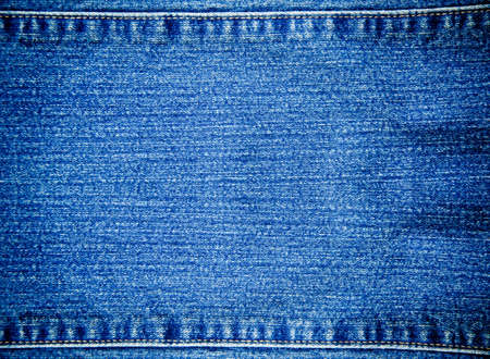 in jeans: Jeans textura con costuras