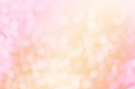 colores pastel: Oro Desenfocado Bokeh luz de fondo de la vendimia. Fondo de la Navidad.