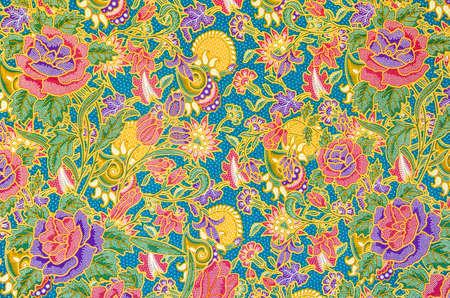 sarong: Batik background