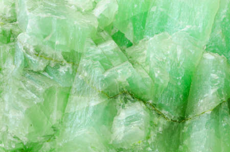 Surface of jade stone background or texture. Banco de Imagens