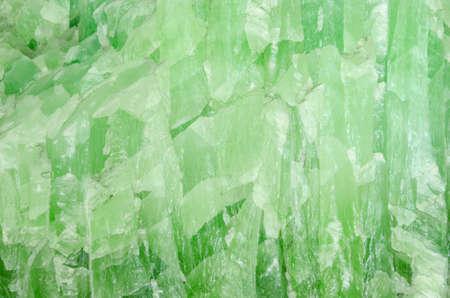 翡翠石の背景の表面