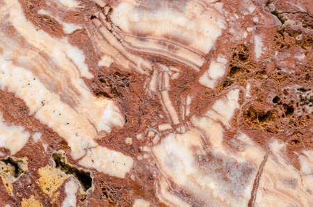 black onyx: Gem onyx close-up, natural cracked texture