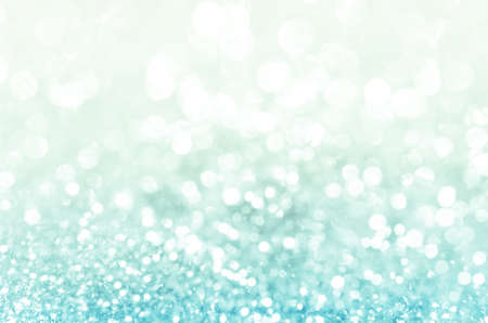 azul: Luces en fondo azul. Foto de archivo
