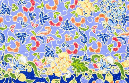 batik: Batik traditionnel motif par�o fond