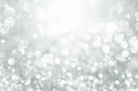 silver backgrounds: Beautiful background in silver with stars