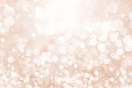 Lights on pink with star bokeh background.
