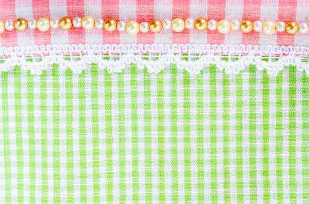 scott: Scott fabric. beautiful plaid pattern texture or background.