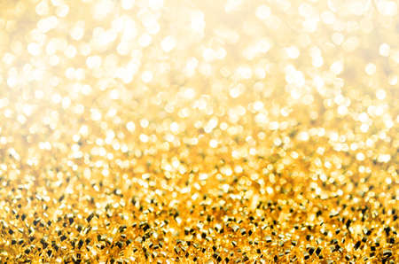 abstract background with golden twinkle.