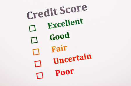 ottimo: modulo punteggio di credito.