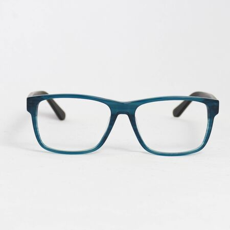 blue eye glasses