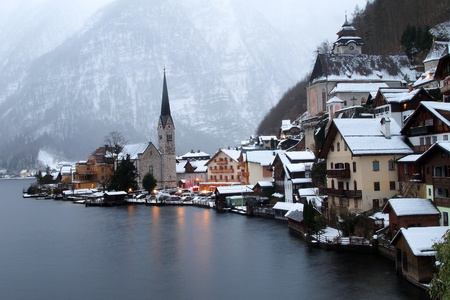 dream lake: Heaven on Earth, Hallstatt, Austria