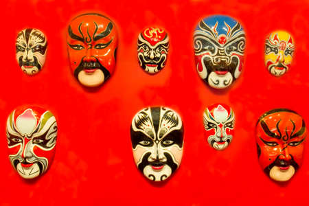 collection of the best chinese traditional opera facial painting